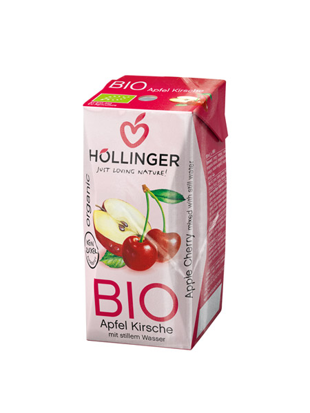 BIO ORGANIC APPLE CHERRY