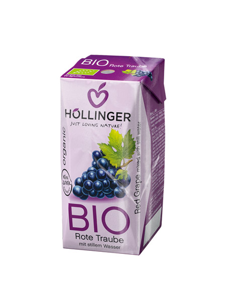 BIO ORGANIC RED GRAPE